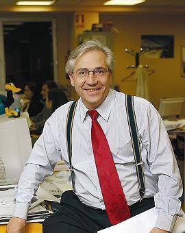 Julio Ariza, fundador del grupo Intereconomía.