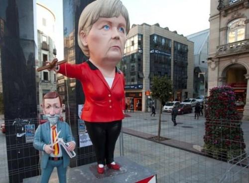 Vigo-quema-noche-Angela-Merkel-Mariano-Rajoy-e1333210776537
